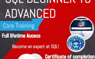 SQL Server DBA Training from Beginner to Advanced