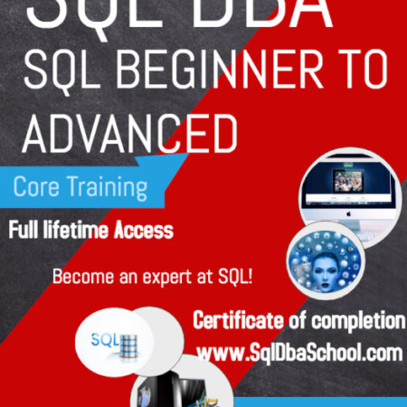 SQL Server DBA Training from Beginner to Advanced