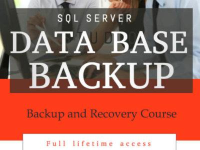SQL Server Database Backup Tutorial